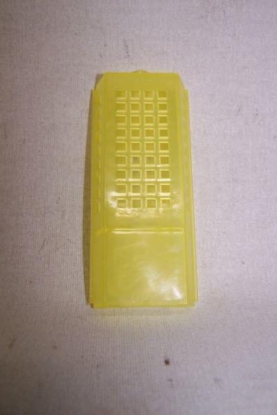 Nicot Versand- und Zusetzkäfig gelb