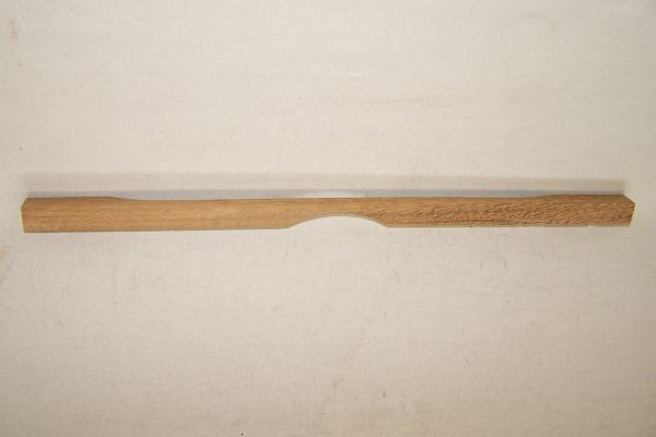 Fluglochkeil 11er Normalmaß Holzbeute lasiert