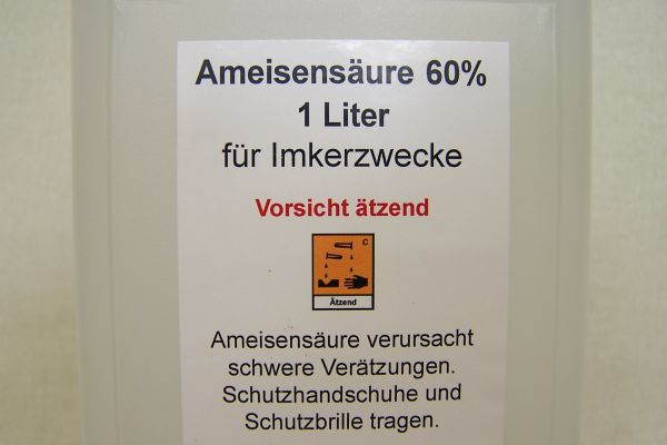 Ameisensäure 60 % 1 ltr.